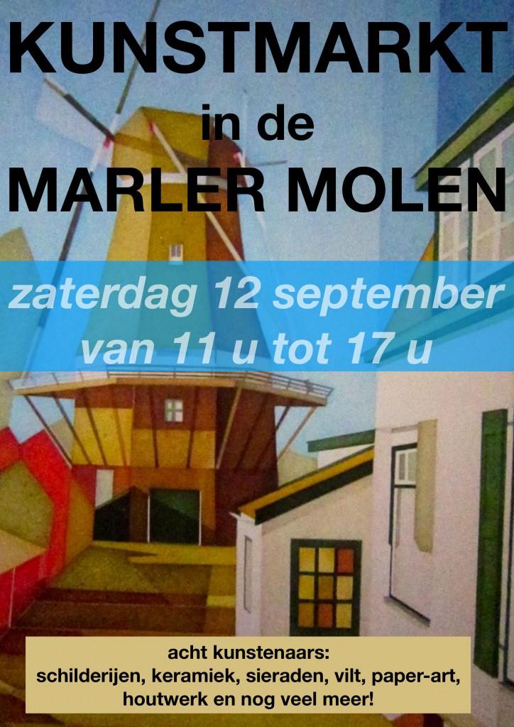 affiche kunstmarkt